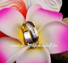 B-088 Arany karikagyűrű, jegygyűrű