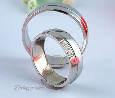 LK-439 Arany karikagyűrű, jegygyűrű