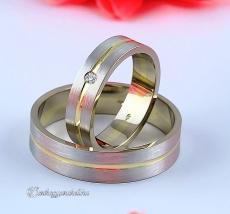 LK-440 Arany karikagyűrű, jegygyűrű