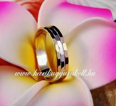 B-089 Arany karikagyűrű, jegygyűrű