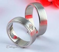 LK-451 Arany karikagyűrű, jegygyűrű