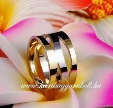 B-093 Arany karikagyűrű, jegygyűrű