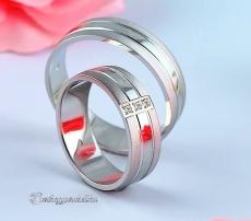 LK-467 Arany karikagyűrű, jegygyűrű