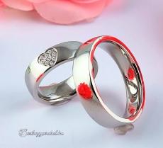 LK-471 Arany karikagyűrű, jegygyűrű