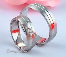 LK-473 Arany karikagyűrű, jegygyűrű
