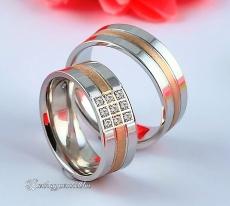 LK-476 Arany karikagyűrű, jegygyűrű