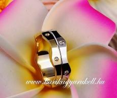 B-094 Arany karikagyűrű, jegygyűrű