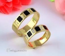 LK-481 Arany karikagyűrű, jegygyűrű