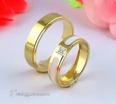 LK-484 Arany karikagyűrű, jegygyűrű