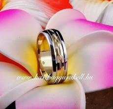 B-096 Arany karikagyűrű, jegygyűrű