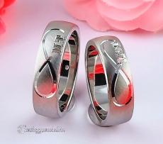 LK-492 Arany karikagyűrű, jegygyűrű