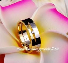 B-098 Arany karikagyűrű, jegygyűrű