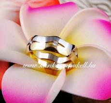B-099 Arany karikagyűrű, jegygyűrű