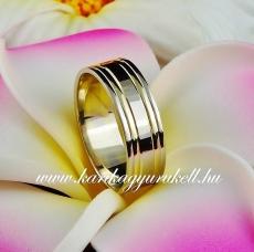 B-110 Arany karikagyűrű, jegygyűrű
