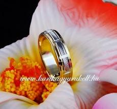 B-114 Arany karikagyűrű, jegygyűrű