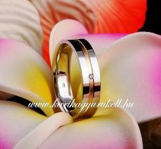 B-121 Arany karikagyűrű, jegygyűrű