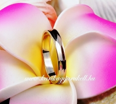 B-133 Arany karikagyűrű, jegygyűrű