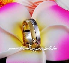 B-142 Arany karikagyűrű, jegygyűrű
