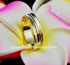 B-147 Arany karikagyűrű, jegygyűrű
