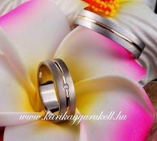 B-149 Arany karikagyűrű, jegygyűrű