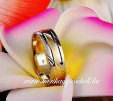 B-152 Arany karikagyűrű, jegygyűrű