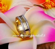 B-157 Arany karikagyűrű, jegygyűrű