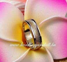 B-158 Arany karikagyűrű, jegygyűrű