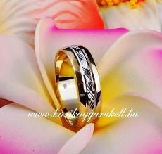 B-161 Arany karikagyűrű, jegygyűrű