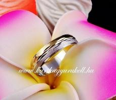 B-162 Arany karikagyűrű, jegygyűrű