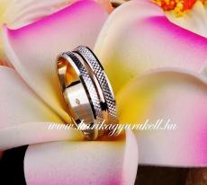 B-173 Arany karikagyűrű, jegygyűrű