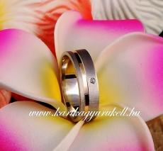 B-182 Arany karikagyűrű, jegygyűrű