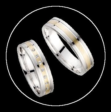 LK-316 Arany karikagyűrű, jegygyűrű